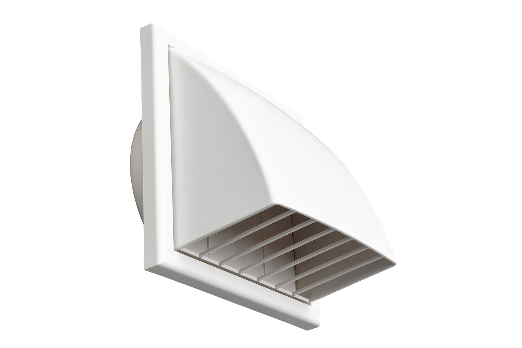 Wall Vent Weatherproof Cowl